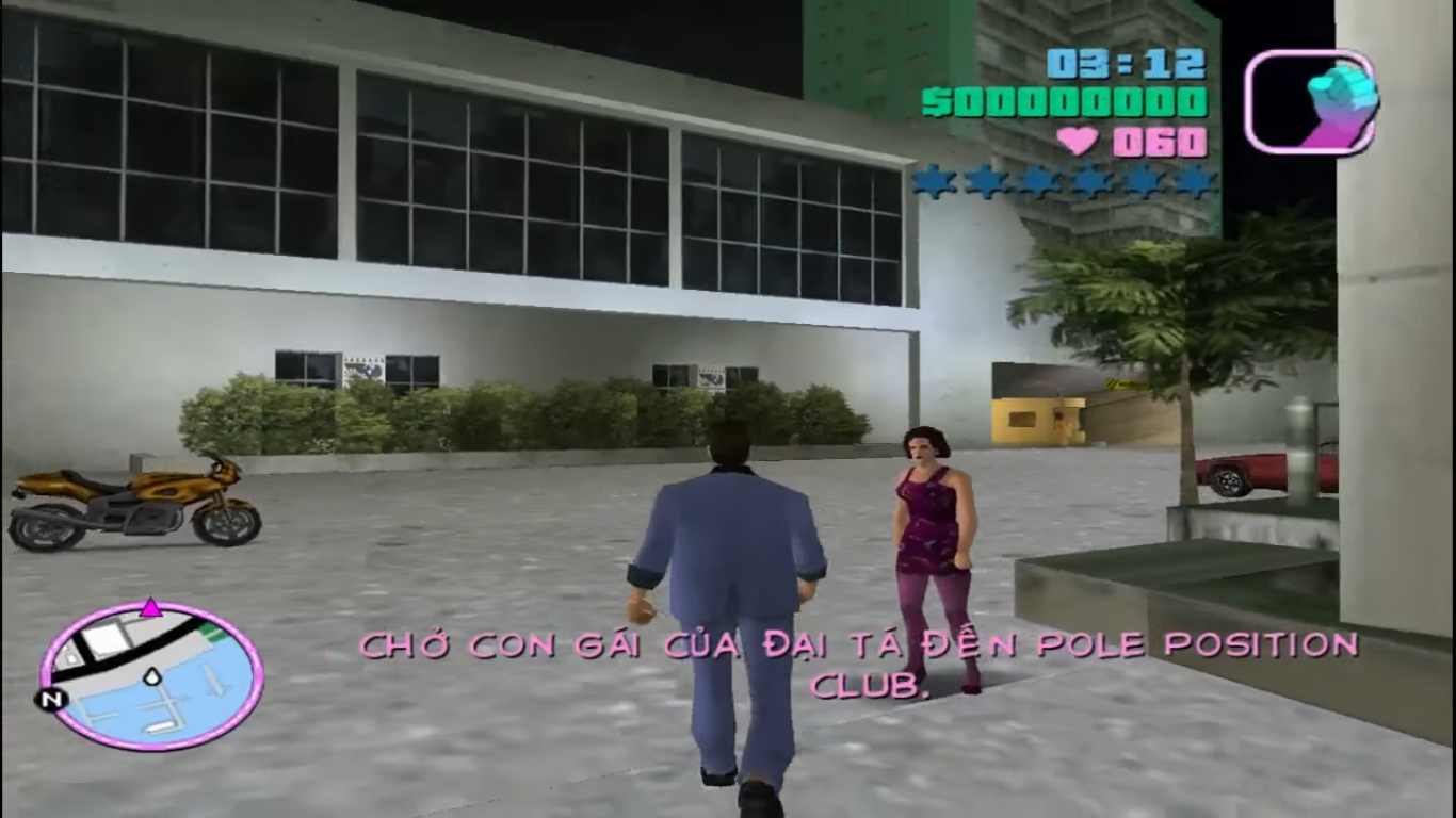 GTA Vice city việt hóa