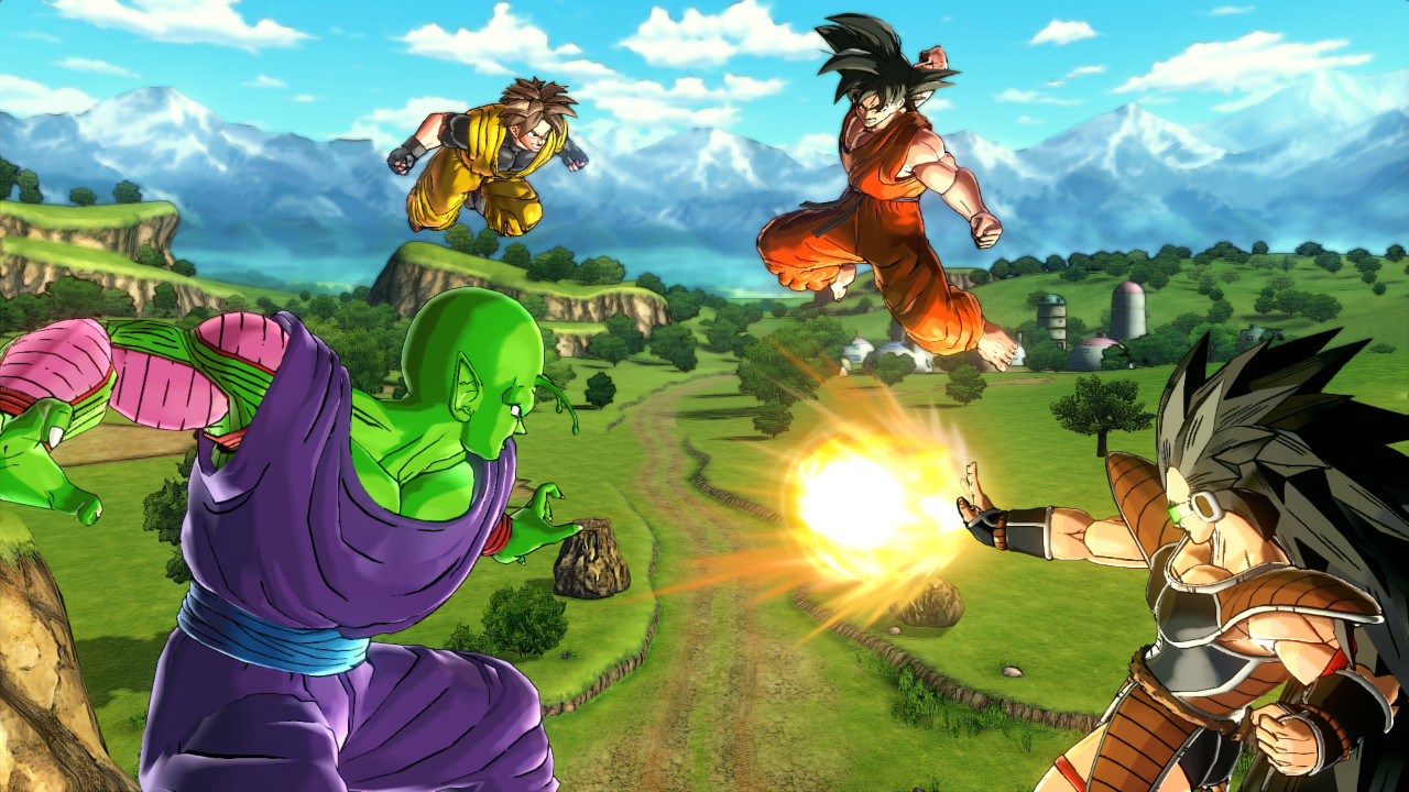 Dragon Ball Xenoverse full crack